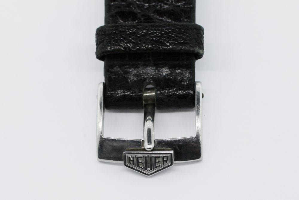 Heuer Steel Carrera Caliber 11