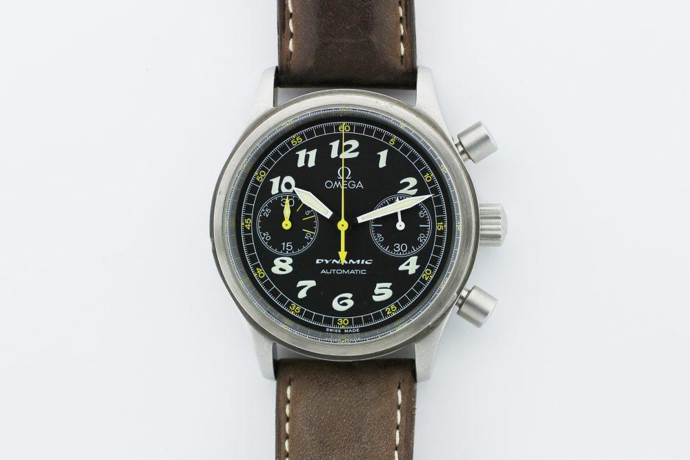 Omega Dynamic Chronograph 5240.50.00