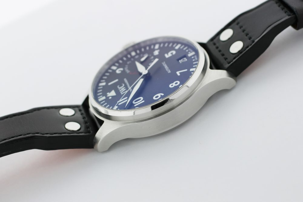 IWC Steel Big Pilot IW500401 with Box & Booklets