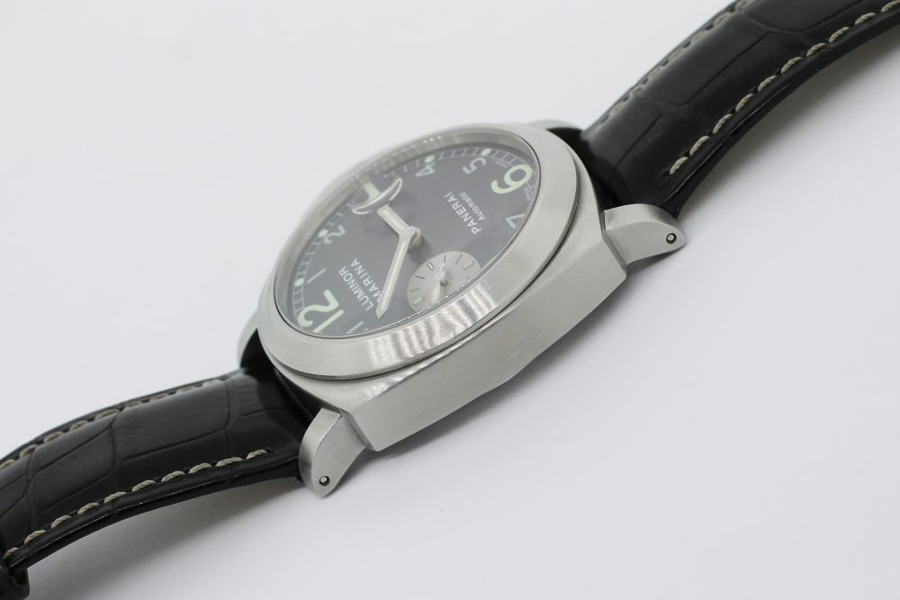 Panerai Limited Edition Anthracite Dial Luminor Marina Firenze PAM 86 Box & Booklets