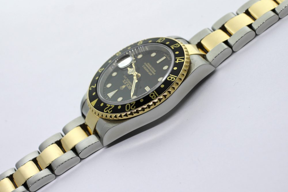 Rolex Two Tone GMT-Master II Model 16713 F Serial