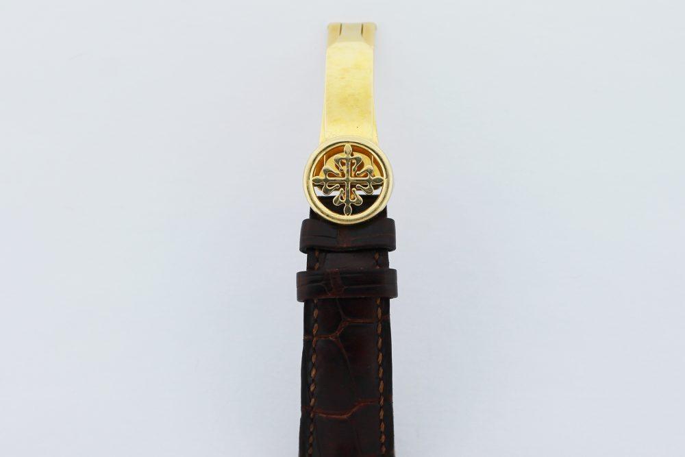 Vintage Patek Philippe 18k Yellow Gold 5040J Perpetual Calendar Moonphase