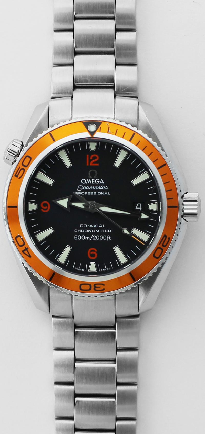 Omega Seamaster Professional on Bracelet with Box