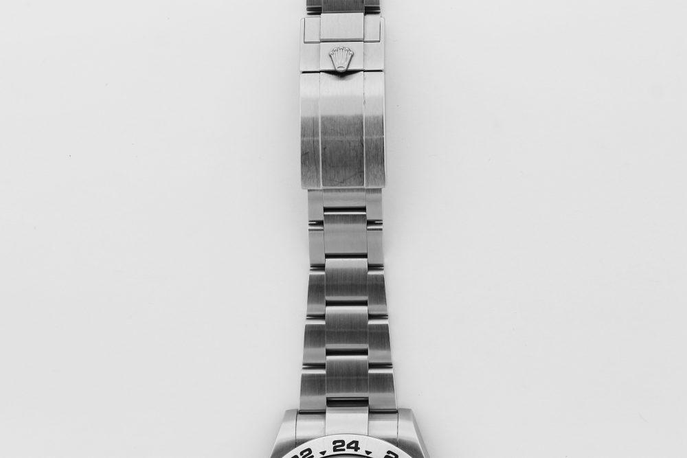 Rolex Steel Explorer II 216570 with Box & Card
