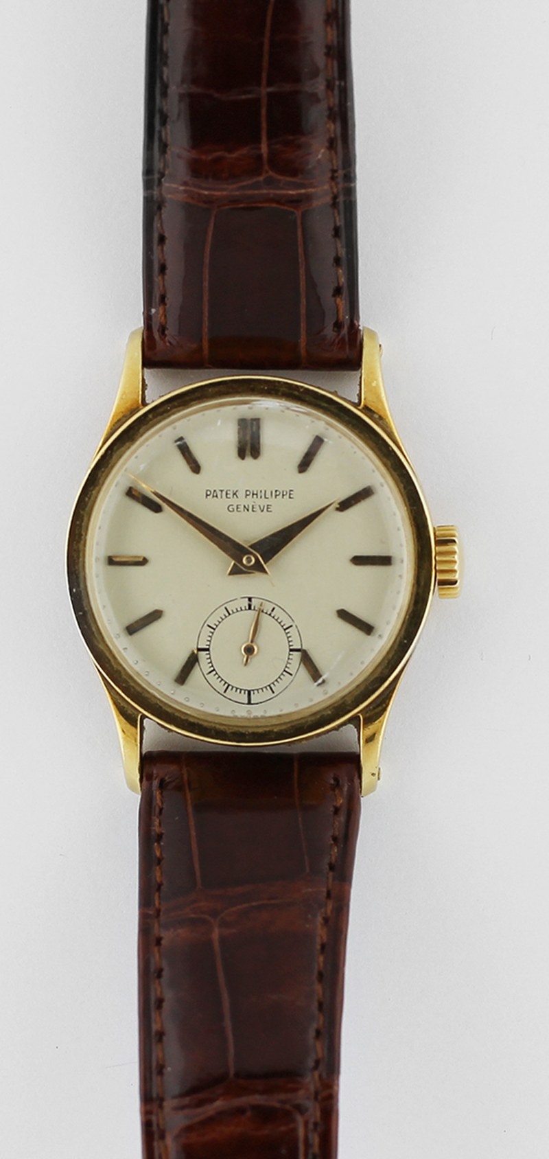 Patek Philippe 18k Yellow Gold 96 Calatrava