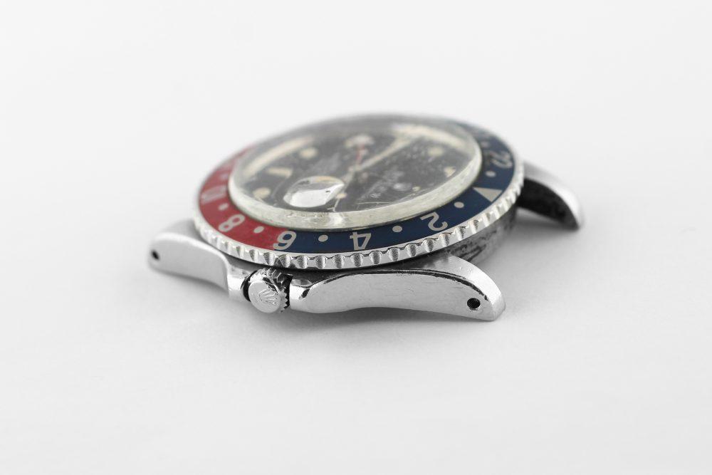 Vintage Rolex Steel GMT-Master 1675