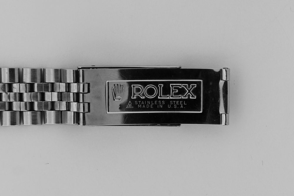 Rolex Steel Oyster Perpetual 1002 with Box & Booklets