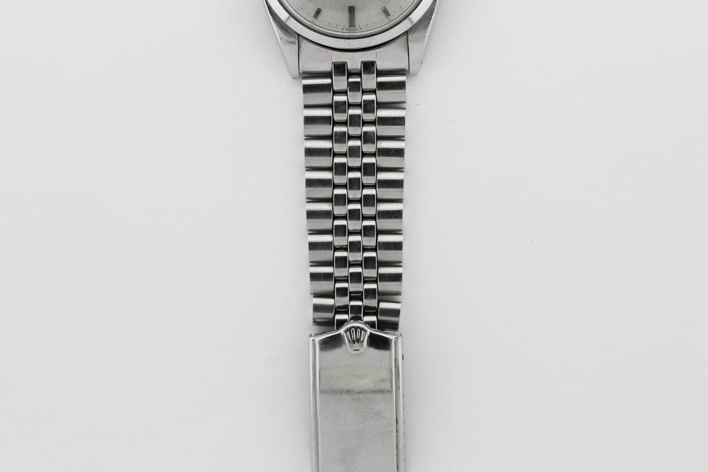 Vintage Rolex Steel Oyster Perpetual 1018 on Jubilee Bracelet