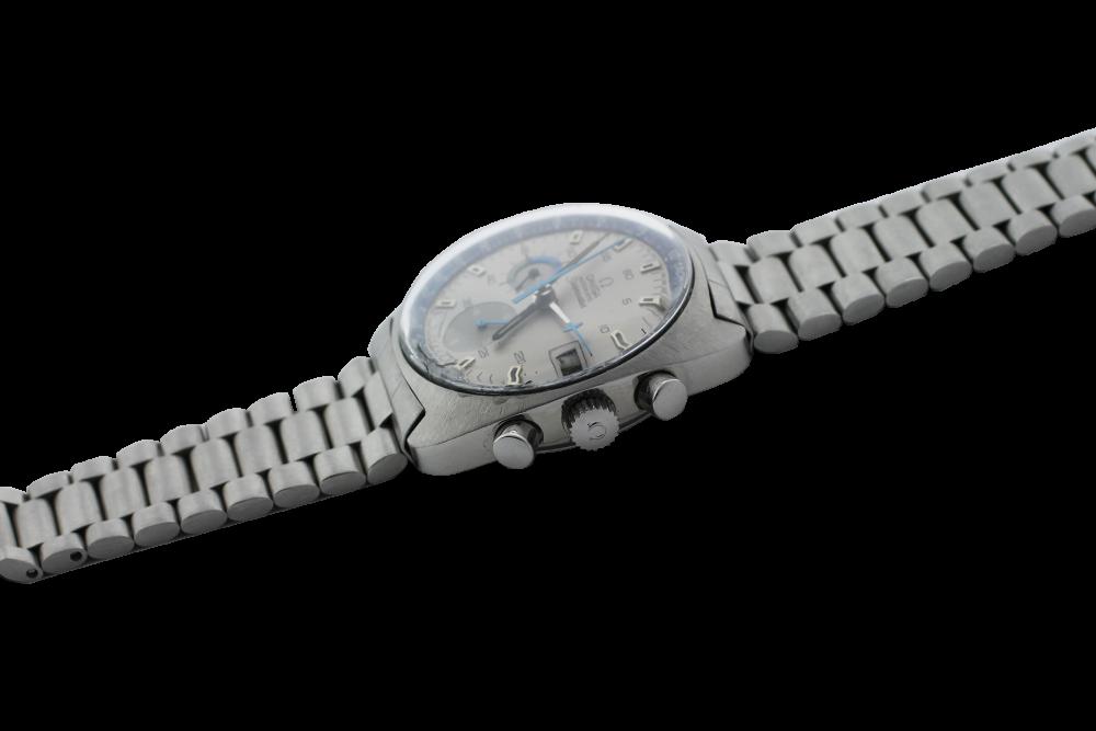 Omega Seamaster Professional Grey Dial on Bracelet